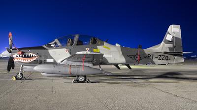 PT-ZZQ - Embraer A-29B Super Tucano - Embraer
