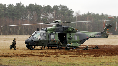 78-33 - NH Industries NH-90TTH - Germany - Army