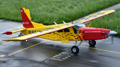 HB-FKP - Pilatus PC-6/B2-H4 Turbo Porter - Private