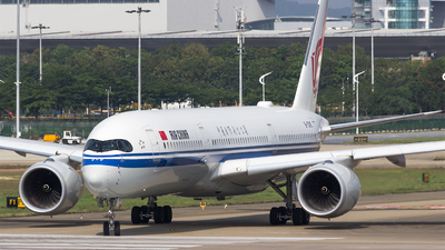 A picture of B308C - Airbus A350941 - Air China - © Levine