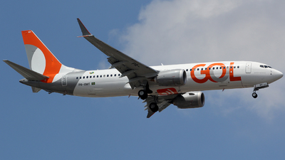 PR-XMT - Boeing 737-8 MAX - GOL Linhas Aereas