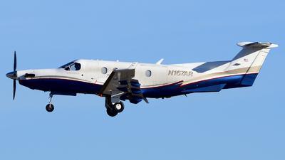 A picture of N167AR - Pilatus PC12/45 - [279] - © Agustin Anaya