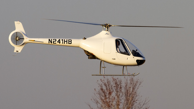 N241HB - Guimbal Cabri G2 - Private
