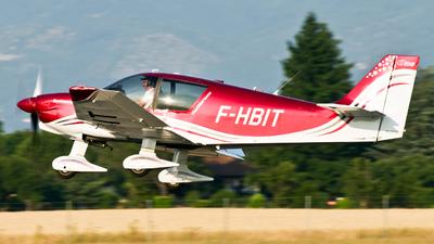 F-HBIT - Robin DR400/135cdi Ecoflyer - Private