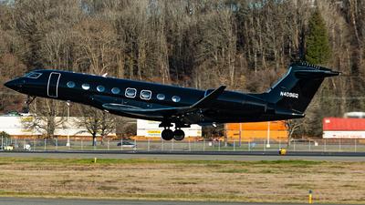 N4096Q - Gulfstream G650ER - Private