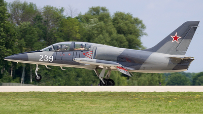 NX239PW - Aero L-39 Albatros - Private