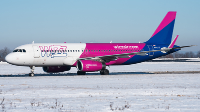 A picture of HALYS - Airbus A320232 - Wizz Air - © Tolga Kabakci