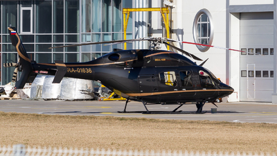 RA-01636 - Bell 429 - Private