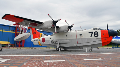 9078 - ShinMaywa US-1A - Japan - Maritime Self Defence Force (JMSDF)