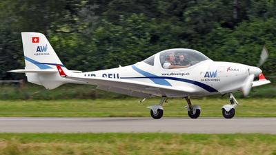 HB-SFU - Aquila A210 - Albis Wings