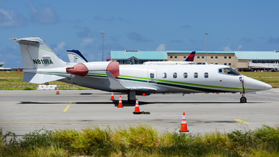 N811RA - Bombardier Learjet 60 - Private