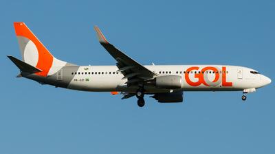 PR-GZI - Boeing 737-86N - GOL Linhas Aéreas