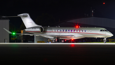 9H-VIC - Bombardier BD-700-2A12 Global 7500  - VistaJet