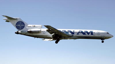 N385PA - Boeing 727-227 - Pan Am