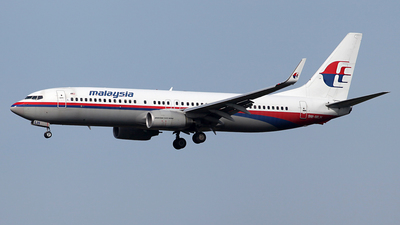 9M-MLH - Boeing 737-8FZ - Malaysia Airlines