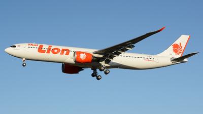 F-WWYX - Airbus A330-941 - Thai Lion Air