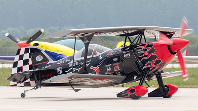 N540SS - Pitts S-2B Special - Private