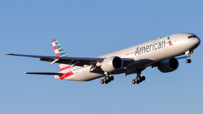A picture of N731AN - Boeing 777323(ER) - American Airlines - © Luke Ayers