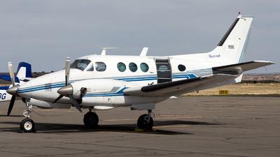 N46AX - Beechcraft A90 King Air - Private