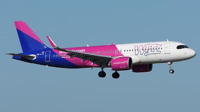 HA-LJA - Airbus A320-271N - Wizz Air