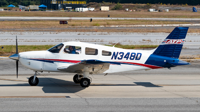 N348D - Piper PA-28-181 Archer III - ATP Aviation