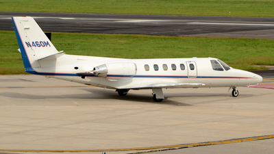 N460M - Cessna S550 Citation SII - Private