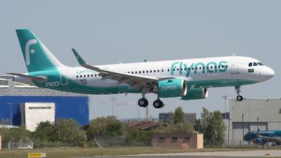 F-WWBE - Airbus A320-251N - Flynas