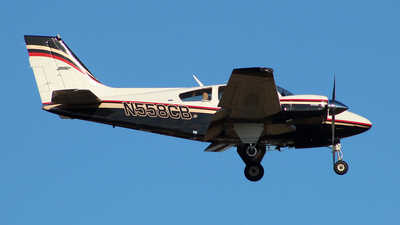 N558CB - Beechcraft 95-B55 Baron - Private