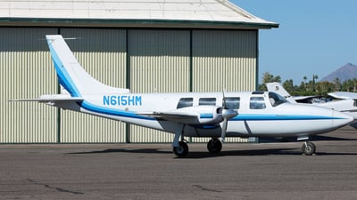 N615HM - Ted Smith Aerostar 601P - Private