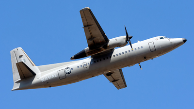 AE567 - Fokker 50 - Perú - Navy