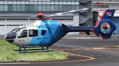 JA03CP - Eurocopter EC 135P2 - Private