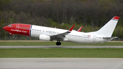 LN-NGS - Boeing 737-8JP - Norwegian