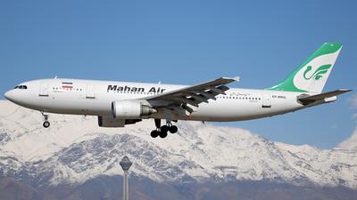 A picture of EPMNQ - Airbus A300B4603 - [553] - © Ehsan BG