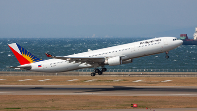 RP-C3332 - Airbus A330-301 - Philippine Airlines