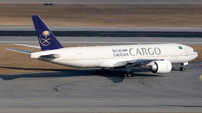HZ-AK73 - Boeing 777-FFG - Saudi Arabian Airlines Cargo