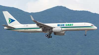 VT-BDB - Boeing 757-23N(PCF) - Blue Dart Aviation