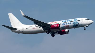 VT-SLM - Boeing 737-8EH - SpiceJet