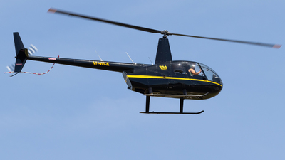 VH-WCK - Robinson R44 Raven II - Bankstown Helicopters