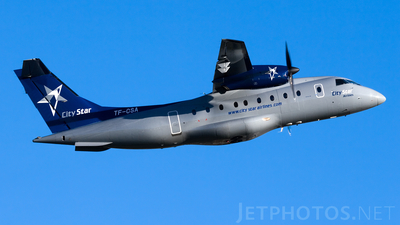 TF-CSA - Dornier Do-328-110 - City Star Airlines