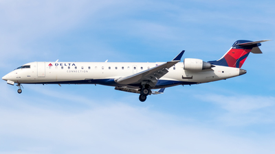 N625CA - Bombardier CRJ-701 - Delta Connection (SkyWest Airlines)