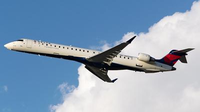 N833SK - Bombardier CRJ-900LR - Delta Connection (SkyWest Airlines)