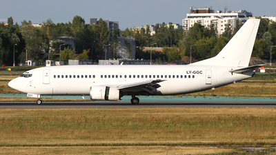 LY-GGC - Boeing 737-3Q8 - Grand Cru Airlines
