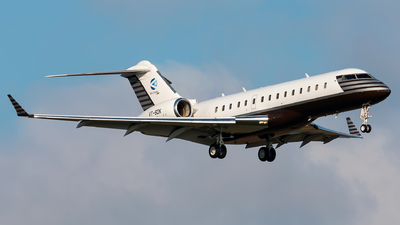 VT-SDK - Bombardier BD-700-1A10 Global 6000 - Private