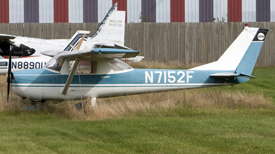 A picture of N7152F - Cessna 150F - [15063752] - © Jeremy D. Dando