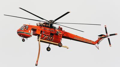 N189AC - Sikorsky S-64E Skycrane - Erickson Air-Crane