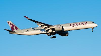 A7-ANK - Airbus A350-1041 - Qatar Airways