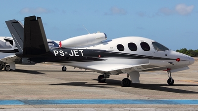 PS-JET - Cirrus Vision SF50 G2 - Private