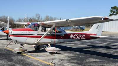 N4323L - Cessna 172G Skyhawk - Private