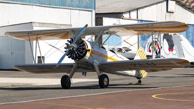PR-ZLU - Boeing A75N1 Stearman - Private