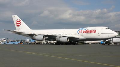 EC-IUA - Boeing 747-230B(M) - Pullmantur Air